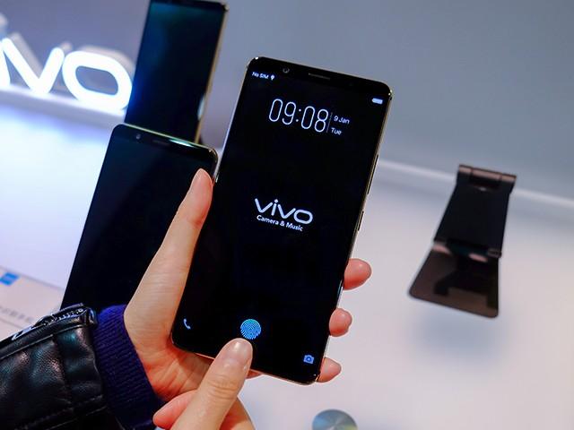 vivo屏幕指纹手机体验