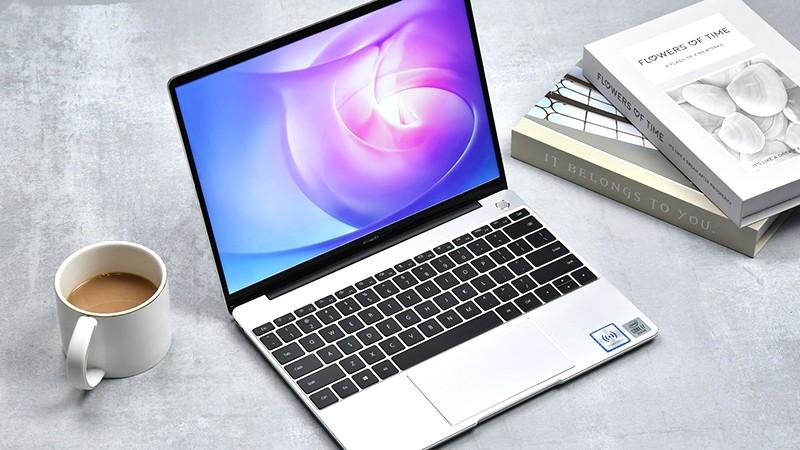 超窄边框长续航 华为MateBook 13精美高清图赏