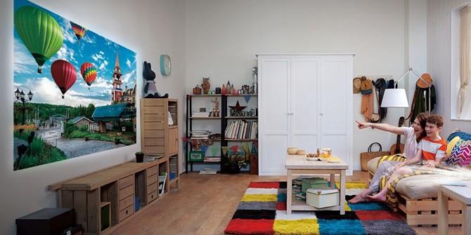 小客厅里的大视界 它让蜗居也有品质生活