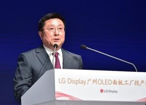 8.5代OLED面板生产线投产