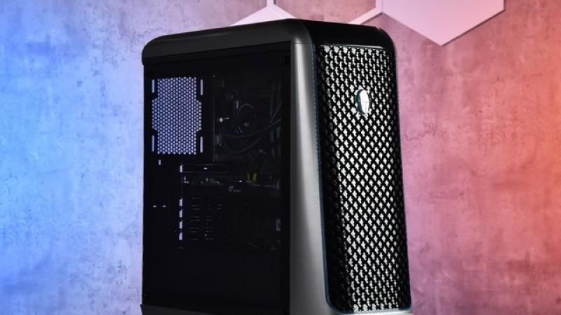 雷神第三代911黑武士游戏台式机评测