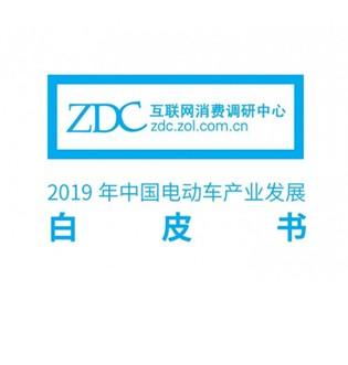 2019年中国电动车产业白皮书