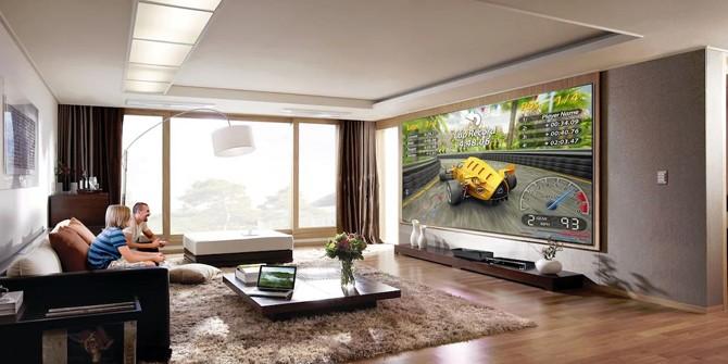 超高清大屏只要万元 客厅升级选它就对了