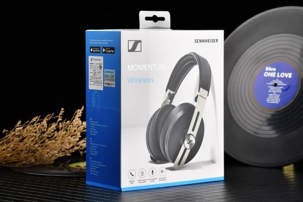 森海塞尔MOMENTUM Wireless无线降噪耳机上手开箱