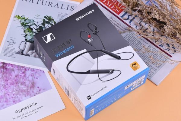 售价3699元 森海塞尔IE80S BT蓝牙耳机开箱