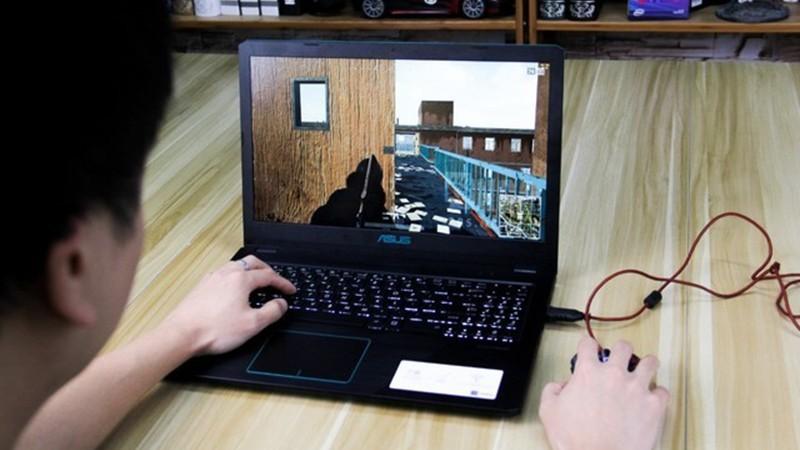 华硕YX570ZD锐龙版轻松畅玩七款游戏大作