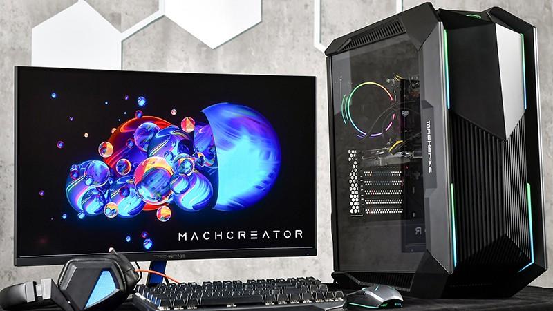 Machenike机械师F117-V水冷游戏台式机评测