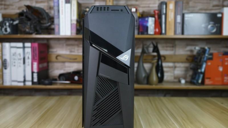 9900K+RTX2080!ROG GL12CX台式机评测