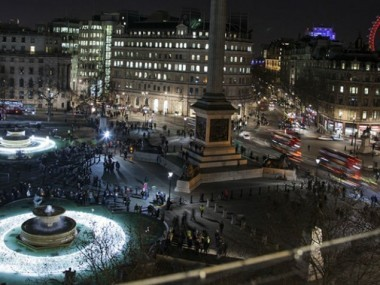 Lumiere灯光节扮亮伦敦