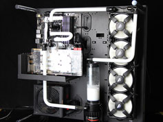 科赋DDR4打造万元水冷机