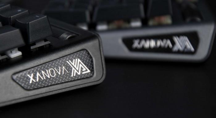 XANOVA星脉XK400/磁暴XK700键盘评测
