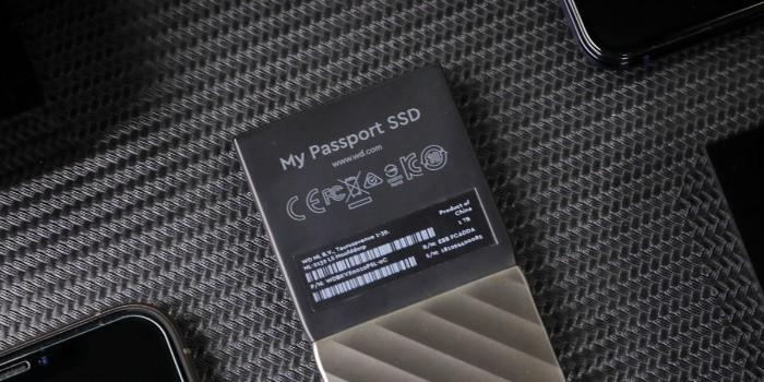 ╫╚╟╡х╚╫Ьпп╣╫╣в WD My Passport SSDфю╡Б