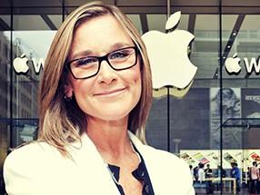 苹果奢侈品女总裁被离职?