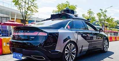 车路协同 阿里正在开辟自动驾驶另一个主场