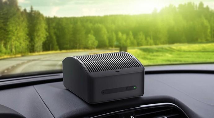 拒绝雾霾 70迈车载空气净化器让你畅快呼吸
