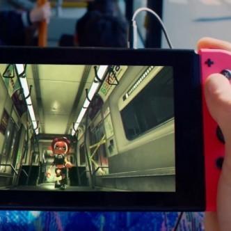 任天堂Switch春季宣传片