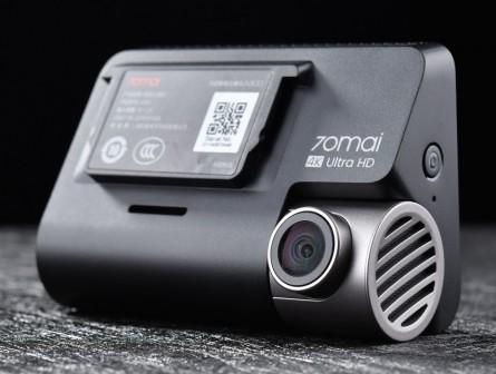 70迈行车记录仪A800评测