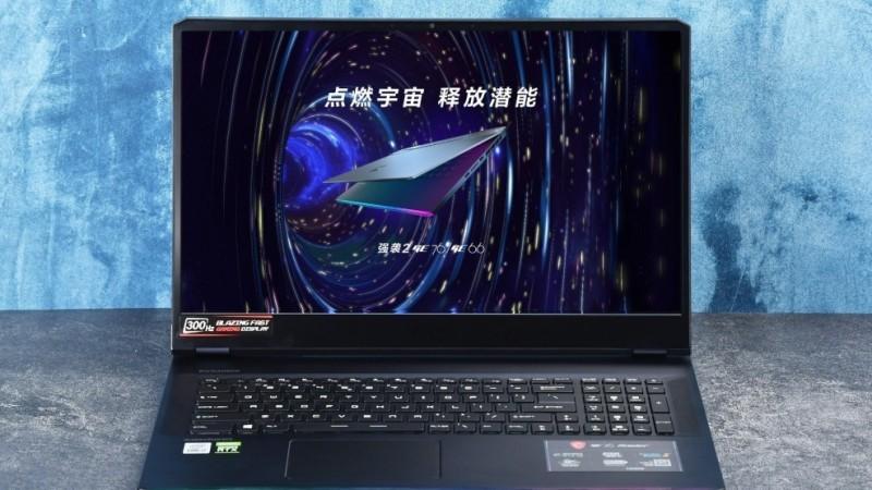 微星强袭2 GE76游戏本图赏