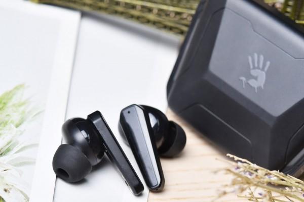 血手幽灵M70真无线蓝牙耳机推荐 延迟超低性能卓越