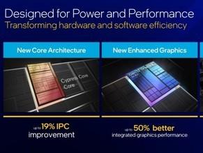 英特尔11代桌面酷睿处理器正式发布