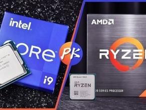 AMD再下一城 锐龙7 5800X网游对比酷睿i9-11900K