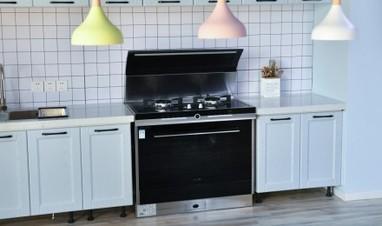 让厨房获得高级感 火星人X7集成灶体验