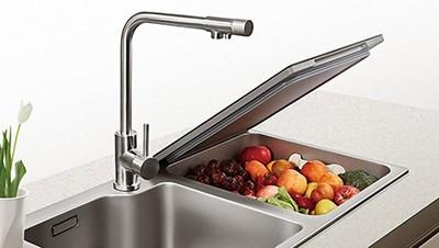 小两口刷碗靠猜拳?方太水槽洗碗机解难题