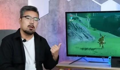 楠哥带你体验飞利浦大屏显示器的独特魅力
