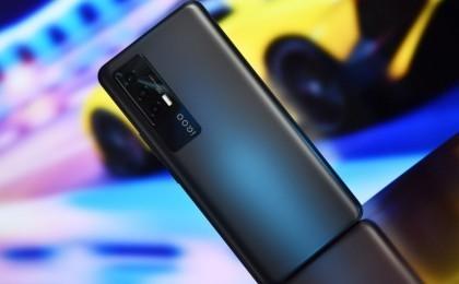iQOO Neo5图赏:纤薄硬朗向快乐源头致敬