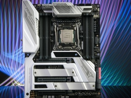 华硕Prime X299 EDITION30主板诠释效率