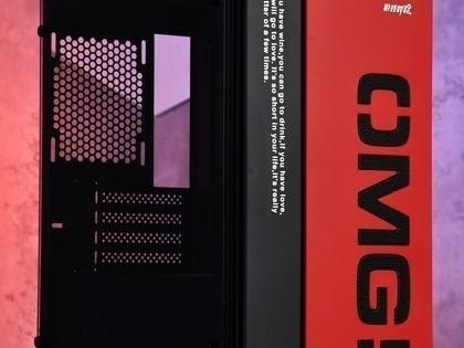 游戏悍将 OMG-MATX 机箱 这样打造电竞小屋