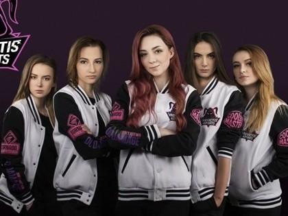 因水平太低 !首支女子战队被踢出LOL联赛