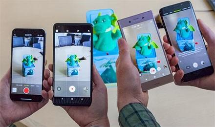 """手机1秒变""""望远镜"""":这4款新旗舰当仁不让优先买"""