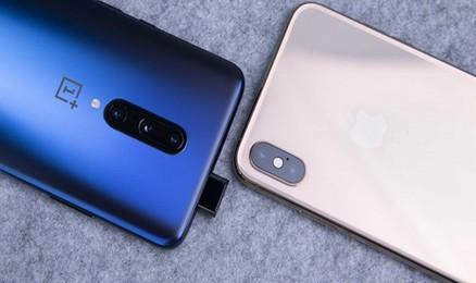 苹果黯然失色 一加7 Pro/iPhone XS Max样张对比