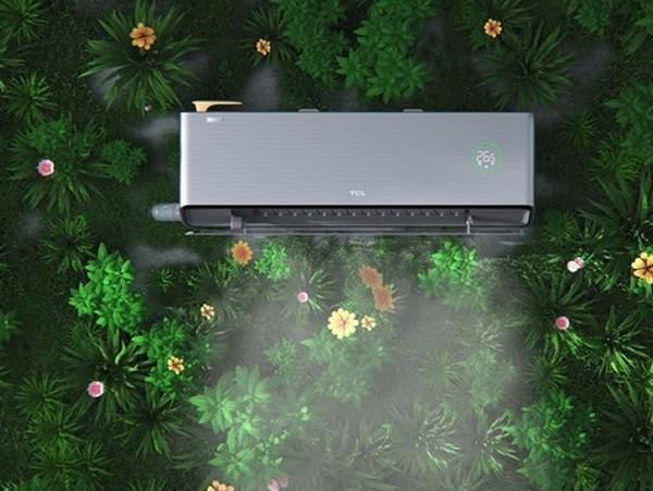 TCL空调重磅发布2021全新智慧新风空调