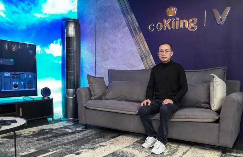 专访云米创始人陈小平:脚踏实地的先行者