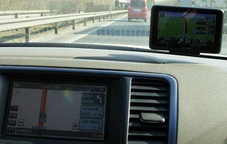 术业有专攻 车机与PND百公里导航对比