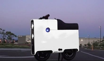 Boxxcorp电动车 从没见过如此奇葩的设计