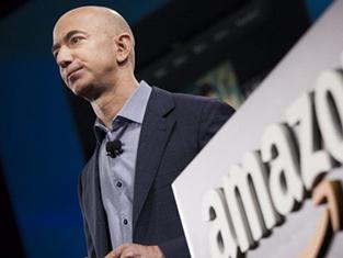 亚马逊CEO贝索斯
