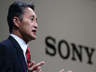 索尼CEO平井一夫