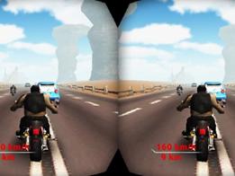 公路特技自行车骑士