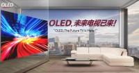 OLED,未来电视已来