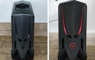 八代i7实力加持 雷神911黑武士台式机评测