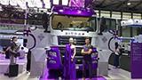 自主研发自动驾驶卡车