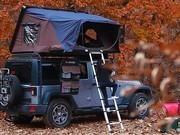 这个帐篷比买房车靠谱