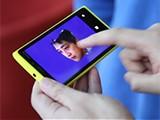 WP手机新技术 微软演示3D人脸扫描功能