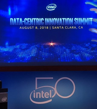 IntelDCISummit 2018直击