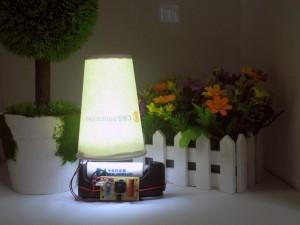 DIY个性创意纸杯灯