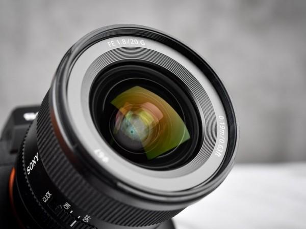 轻量化大光圈超广 索尼FE 20mm F1.8 G金银棋牌图赏