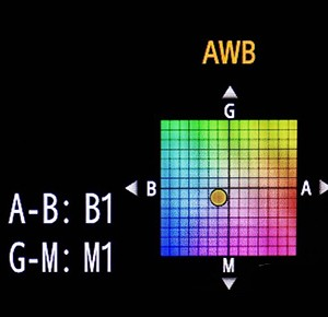 认识相机色彩 正确应用白平衡